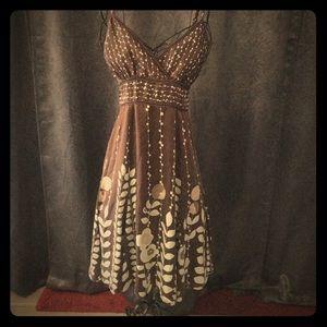 Ted Baker London silk dress size 3